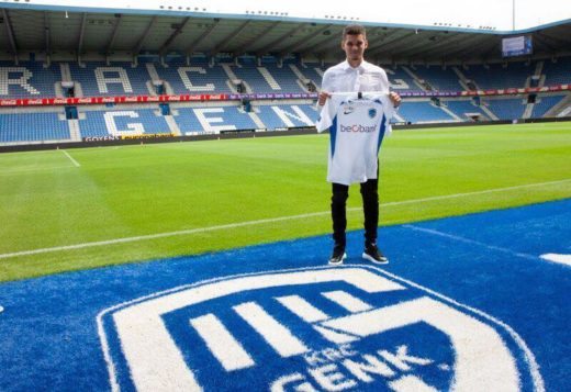 Ianis Hagi va juca cu Racing Genk in Champions League